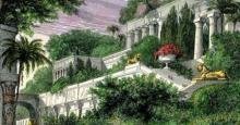 ব্যাবিলনের শূন্য উদ্যান