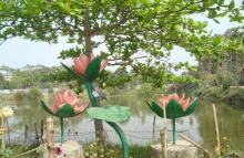নারায়নগঞ্জের পন্ড গার্ডেন পার্ক
