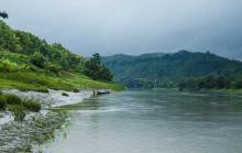 মন পাগল করা পাহাড়ি নদী সাঙ্গু