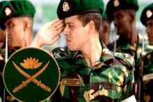 সেনাবাহিনীর অধীনে কুয়েতে চাকরি