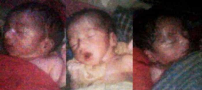 কালীগঞ্জে একসঙ্গে ৩ কন্যা সন্তানের জন্ম