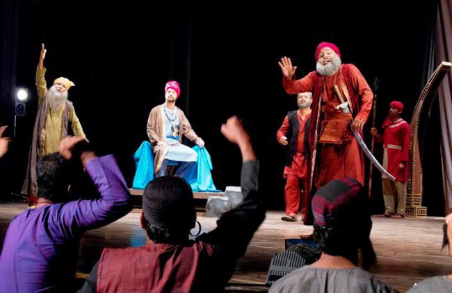 জাতীয় নাট্যেৎসবে সোমবার 'শেষ সংলাপ'