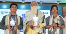 ব্র্যাক ব্যাংক-সমকাল সাহিত্য পুরস্কার প্রদান