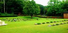 দ্বিতীয় বিশ্বযুদ্ধের স্মৃতিগাথা চট্টগ্রাম ওয়ার সিমেট্রি