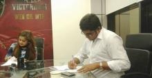 কুমিল্লা ভিক্টোরিয়ানের সঙ্গে জাগো এফএম'র চুক্তি