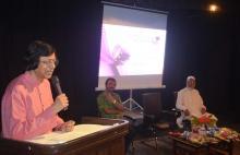রাবিতে নাট্যকলা বিভাগে এডিটিং প্যানেল উদ্বোধন